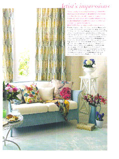 Country Homes & Interiors March 2011