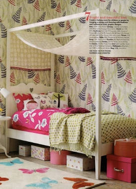 Country Homes & Interiors May 2012