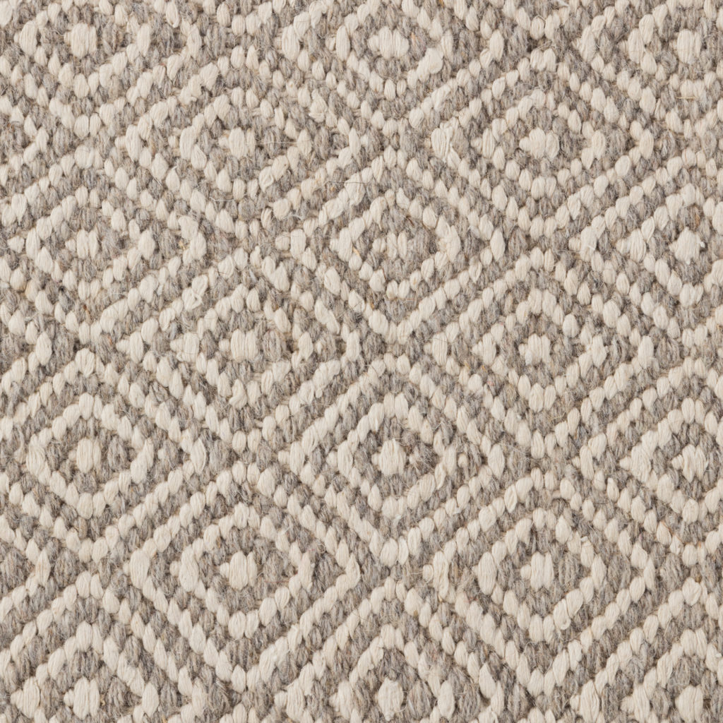 Diamonds Grey 1 Rug