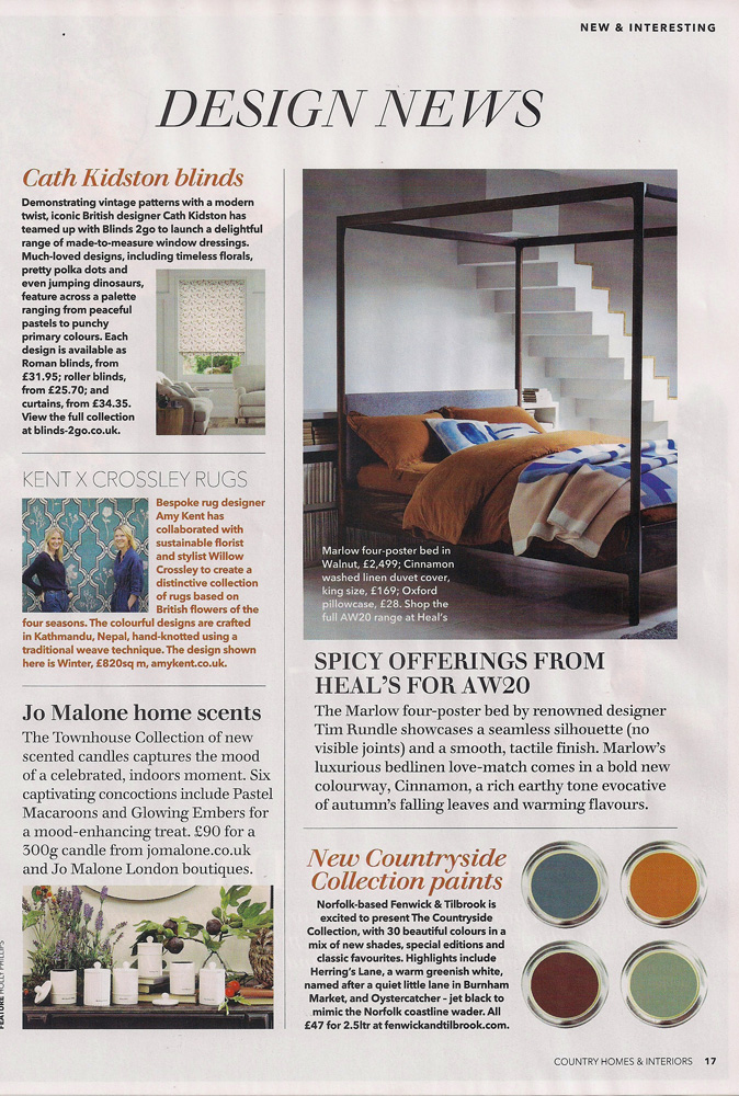 Country Homes & Interiors Nov 20